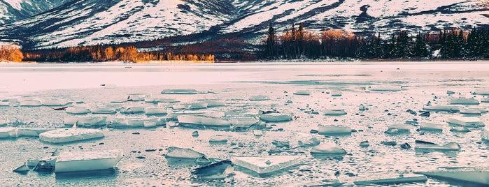 Otto Lake is one of Jen Randall in Alaska.