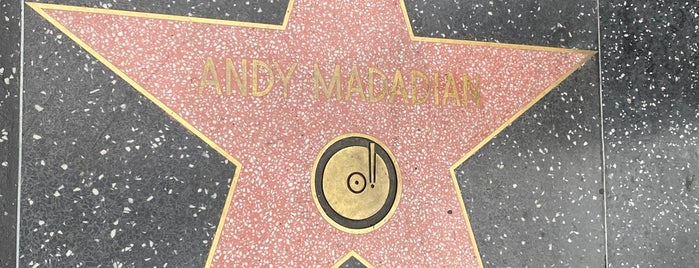 Hollywood Boulevard is one of final los angeles.