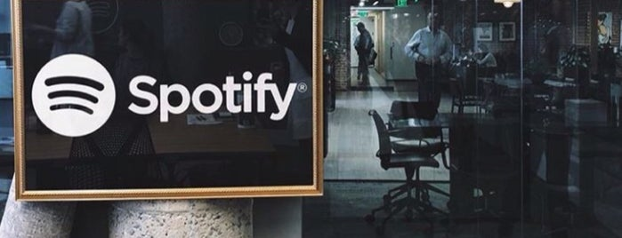 Spotify Atlanta is one of Spotify spots  #lifeatSpotify.