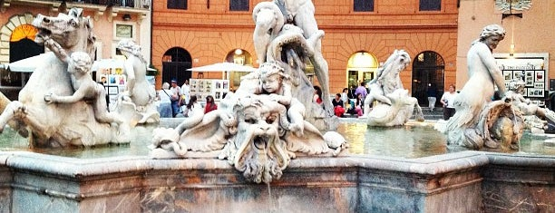 Fuente de Neptuno is one of Supova in Roma.