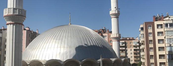 Cevher Dudayev Camii is one of Konya Karatay Mescit ve Camileri.