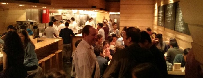 Momofuku Noodle Bar is one of nyc.