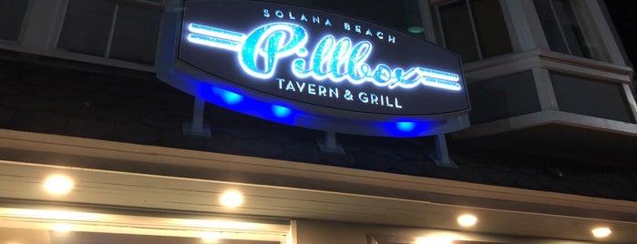 Pillbox Tavern is one of San Diego, CA.