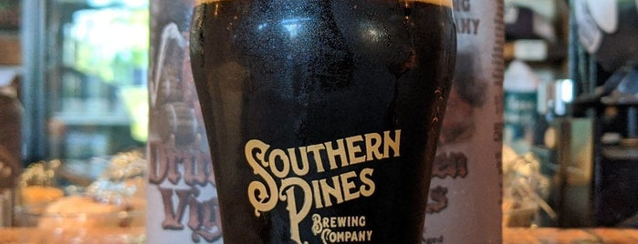 Southern Pines Brewing Company is one of Southern Pines Food and Drink.