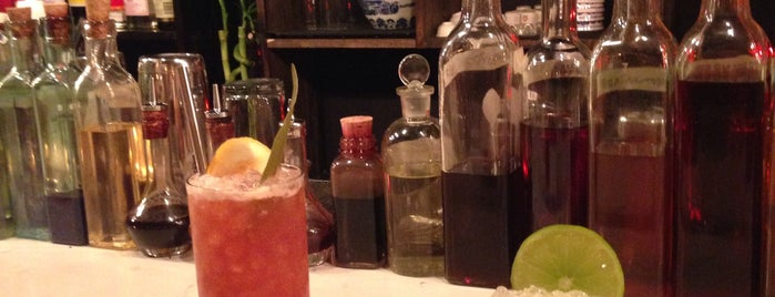 Lumos is one of Manhattan Drinks.