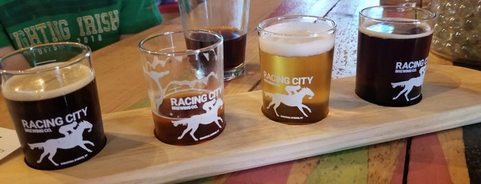 Racing City Brewing Company is one of Craft Beer.