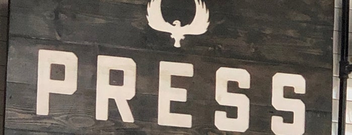 Press Coffee Roasters is one of Coffee.