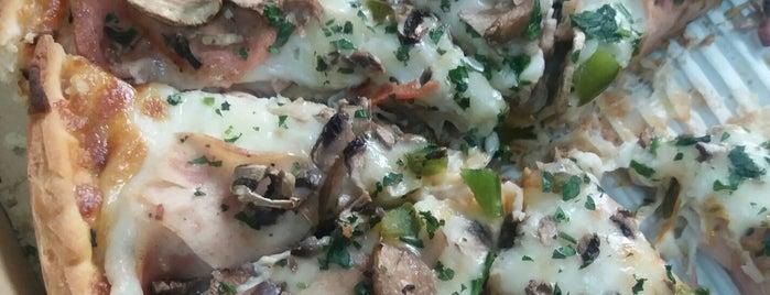 Bijan Pizza | پیتزا بیژن is one of สถานที่ที่บันทึกไว้ของ vahid.