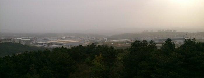 Gaziler Dağı is one of Gitmeliyim:).