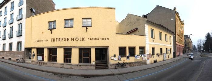 Die Bäckerei - Kulturbackstube is one of Austria #4sq365at Zwoa (Two).