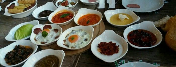 Vuslat Cafe is one of Kahvaltı.
