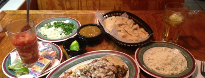 Guajillo's The Shortcut To Mexico is one of TM 50 Best Mexican Restaurants.