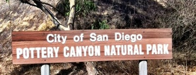 Pottery Canyon Preserve is one of Hidden San Diego.