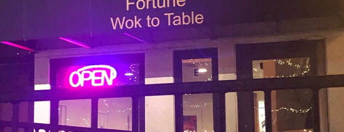 Fortune Wok Table is one of Denver.
