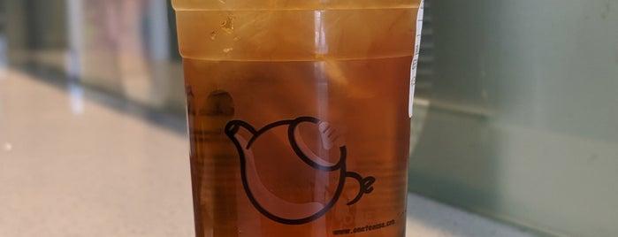 One Tea is one of Tea.