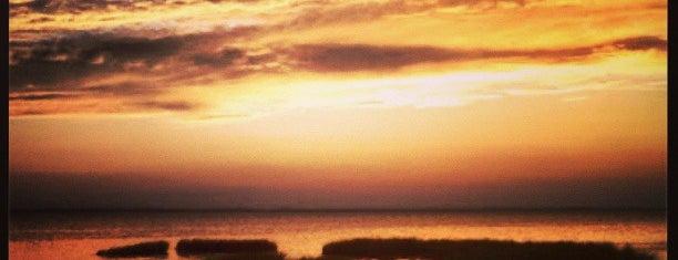 Duck Soundside Boardwalk is one of Outer Banks.