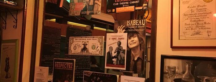 La Cave à Jojo is one of Mes adresses à Paris.