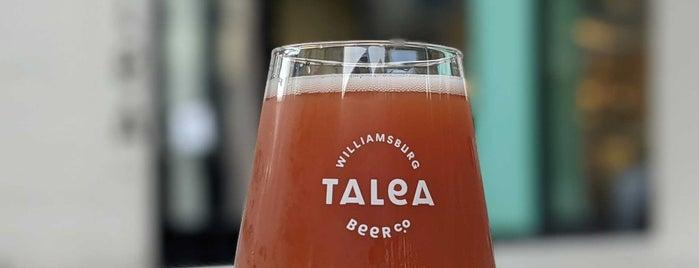 TALEA Beer Co is one of Breweries.