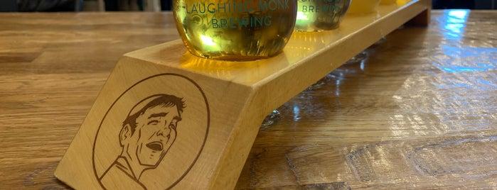 Laughing Monk Brewing is one of Orte, die Gwn gefallen.