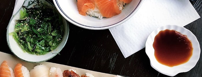 Fuki Sushi is one of (BERLIN) Favorite Places.