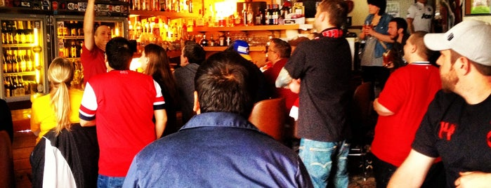 Highbury is one of Milwaukee World Cup Bars.