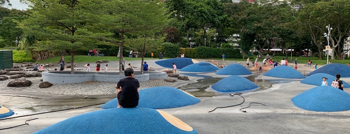Water Playground is one of Graceさんの保存済みスポット.