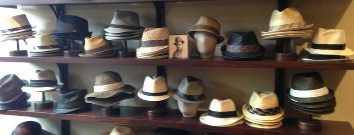 Goorin Bros. Hat Shop is one of Charleston.