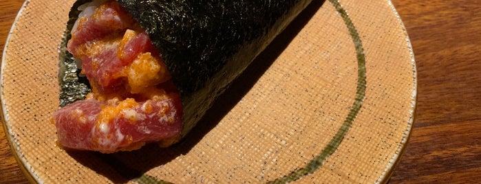 Oo Toro Sushi is one of G'ın Kaydettiği Mekanlar.