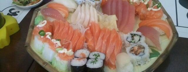 Ikura Sushi is one of Restaurantes.
