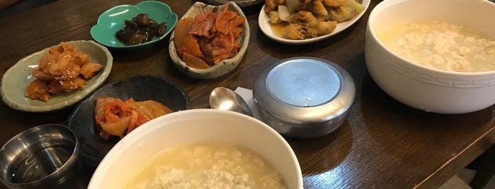 인사동순두부 is one of Seoul.