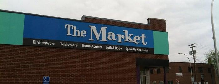 The Market is one of #ThirdWaveWichteln Coffee Places.
