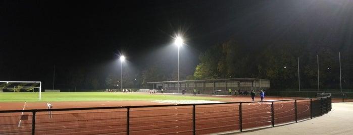 Ludwig-Wolker-Sportanlage is one of Lugares favoritos de Thomas.