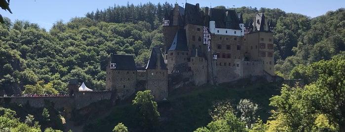 Aussichtspunkt Burg Eltz is one of Around Rhineland-Palatinate.