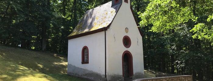 Kapelle St. Antonius is one of Around Rhineland-Palatinate.