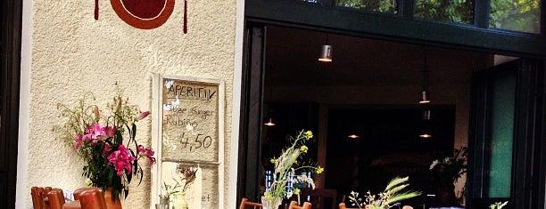 Butterhandlung is one of Berlin foodie favs.