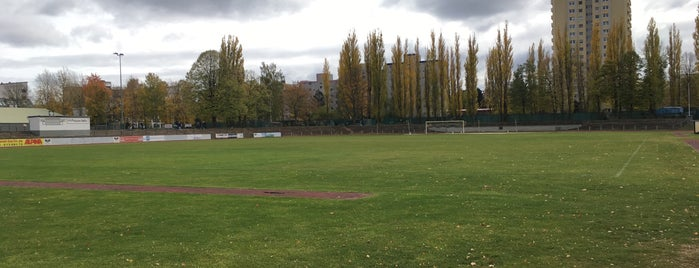 Preußenstadion (BFC Preußen) is one of Берлин (edit).