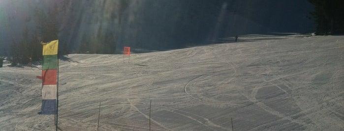 Sleeping Giant Ski Area is one of Go, Do, Explore.