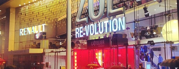 L'Atelier Renault is one of Paris, france.