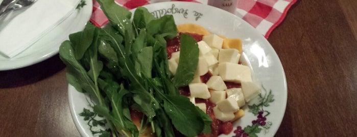 La Pergoletta Itaim is one of 🌆 SP - restaurantes (outros).