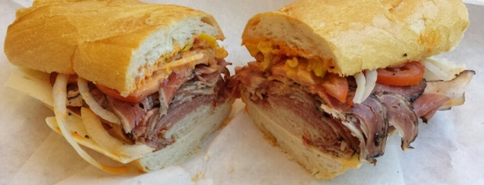 Blues City Deli is one of A State-by-State Guide to Sandwich Heaven.