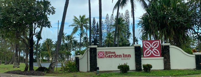 Hilton Garden Inn is one of Orte, die Sal gefallen.