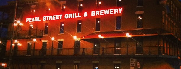 Pearl Street Grill & Brewery is one of Buffalo.