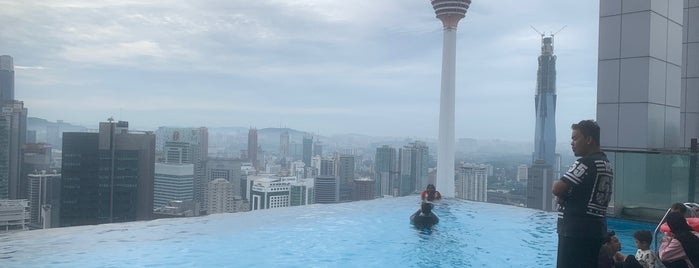 Sky Deck Infinity Pool is one of Asia Tour 2k18.