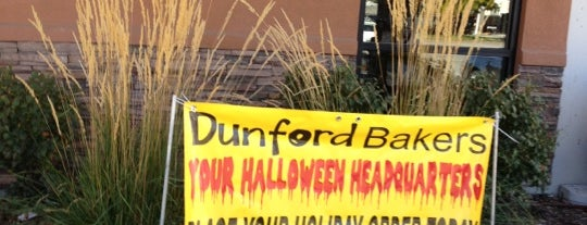 Dunford Bakers is one of RV vacation.
