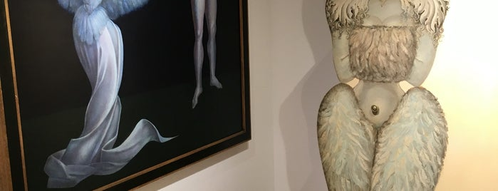 The Kipniss Gallery by Weinstein Galleries is one of Bay Area.