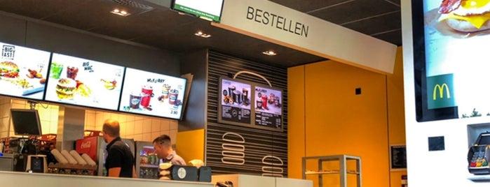 McDonald's is one of Essen.