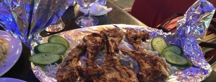 El Kawter Barbecue is one of Sofia'nın Beğendiği Mekanlar.