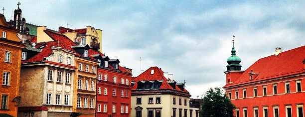 Warschauer Altstadt is one of Warsaw.