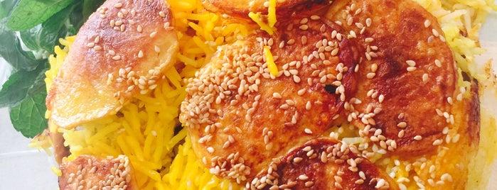 Miss Panahi Restaurant | رستوران خانم پناهی is one of Lieux sauvegardés par Hamit.