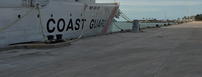 U.S. COAST GUARD CUTTER INGHAM (WPG-35) Maritime Museum & National Historic Landmark is one of สถานที่ที่ Chris ถูกใจ.